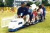 mini rail train
