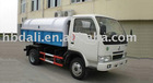 Dongfeng Xiaobawang sealed garbage truck