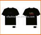Men' LED T Shirts