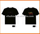 Men' LED T Shirts