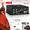 Mobile digital video recorder 8ch bus dvr