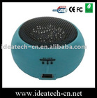 portable mini speaker for iphone/ipod mobile device