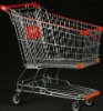 folding shopping trolley