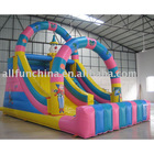 Inflatable Super Slide/slope/inflatable Game/inflatable amusement toy