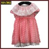 korea wholesale fashion design pink hot girl dress