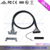 55inch JAE IPEX Dupont LVDS LCD TV Cable for TV display