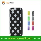 New Arrive For Apple iPhone 5 Polka Dots Silicone Case Cover for iPhone 5