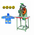 semi- automatic snap fastening machine