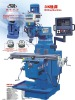 Hot!!! 3K Turret Vertical Milling Machine