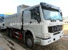 WD615 engine HOWO 6x4 10 wheel dump trucks for sale