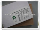 3mm white melamine plywood / 5mm plywood / poly board plywood