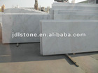 Polished Chinese White Marble