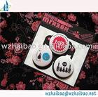 Plastic Button Badge HB-817