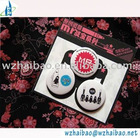 Plastic Button Badge HB-817