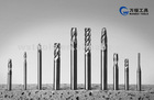 milling cutter, carbide end mill