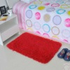 ultra soft 4cm pile microfiber carpet