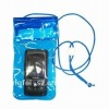 Waterproof cell phone gift bag