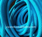 colorful thread rope
