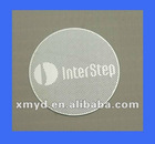 Supply Metal Nickel Sticker With Reticular Background Manufacturer