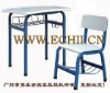New style classroom furniture desk and chair/Single student desk and chair/School furniture/Used school furniture