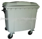 Garbage bin plastic waste bin/plastic garbage bin with wheels