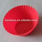 8g popular medium round silicone cake mould GC002