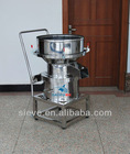Liquid Vibrating filter sieve machine for granule