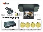 2012 hot sellingl AUTO intelligent electronics Parking sensor system