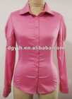 2012 New ! Ladies Blouse Simple Mature Design