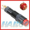 8mm small momentary illuminated push button switch