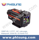 Phisung Full HD 1080P Sport Camera S20