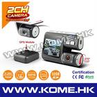 Dual Camera with GPS Logger