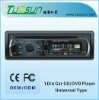 Single Din Car CD Player with Front AUX-in and USB
