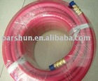 Red PVC Water Hose