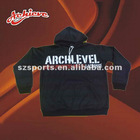 100% polyester sublimation man hoodies