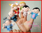 hand puppet,plush toy hot sale