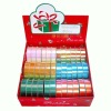 decorative ribbon for gift wrapping