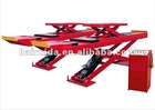 3.5 tons wheel alignment scissor lift, platform hydraulic lift HCR-6108B with CE