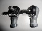 Winding shape ball joint rod ends
