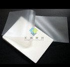 antistatic transparent PET pouch Film