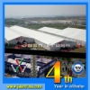 Outdoor aluminum exhibition tent