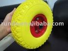 3.50-4, PU foamed wheel