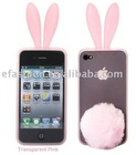 Rabbit Ears silicone cases for Apple ! Rabbit