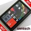 """high clear tv out 512MB-64GB 4.3"""" MP4/MP5 Player/ touch screen/1280*720/white,sliver and etc."""