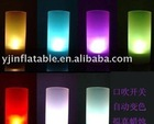 new beautiful inflatable candle light with LED