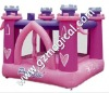 NEW My little princess inflatable bounce house