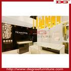 luxurious jewelry storage cabinet and glass jewelry display cabinet