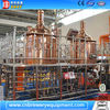 200L Red Copper Micro Brewing Equipment