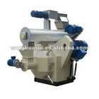 Huarui ZLC series Grass Granulator which is used to do the wooden pellet and it has passed the CE