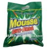 Mousse washing powder